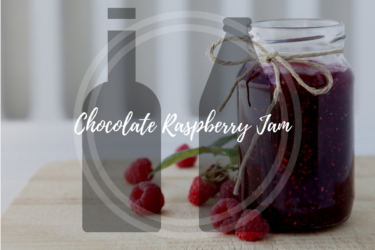 Delicious Chocolate Raspberry Jam in 6 Simple Steps