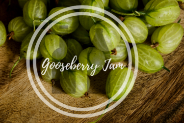 Out of This World Gooseberry Jam Recipe
