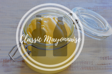 Delicious Classic Mayonnaise Recipe