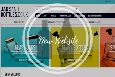 Welcome to the new Jars and Bottles website .