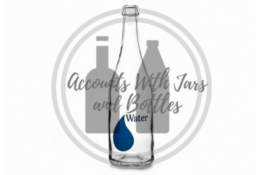 New Design, New Use, New Price  Introducing The Water Bottle