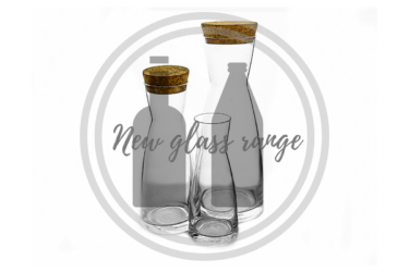 Jars and Bottles to launch new glass range.
