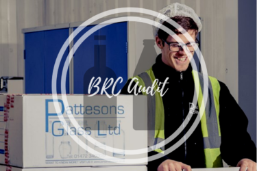 Jars and Bottles passes another audit from BRC Global Standards