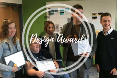 Pattesons Glass inaugural 'Design Awards'  (Finalists)