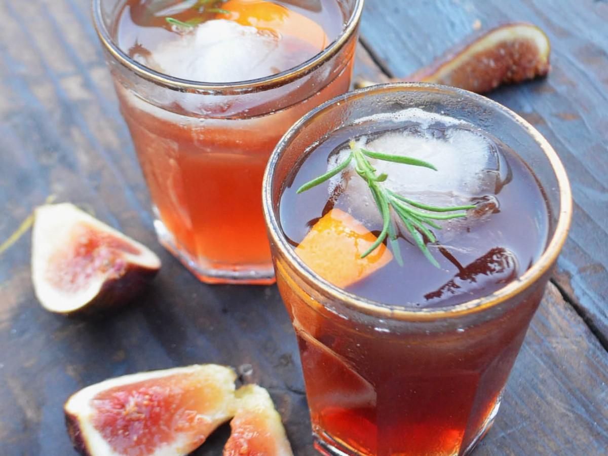 Whiskey Jam Cocktail