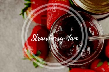 Delicious Strawberry Jam in 3 Simple Steps