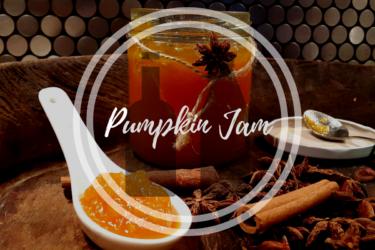 Perfect Pumpkin Jam