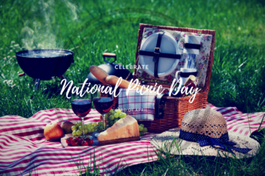 National Picnic Day 23rd of April