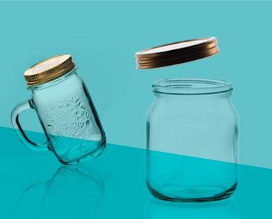 6b33c98705fb Glass Jars & Bottles | Jars and Bottles